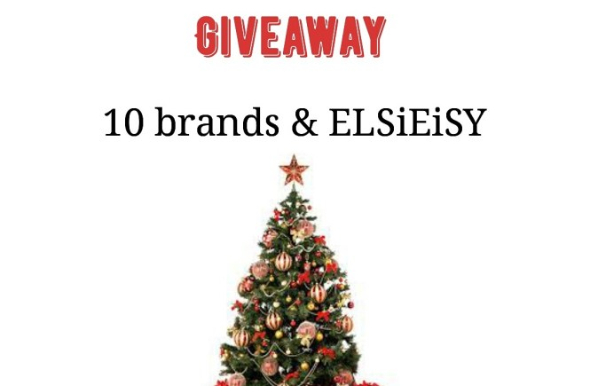 Whoop! Its the 20 Days Christmas Giveaway on Instagram - Go follow @elsieisy - elsieisy blog
