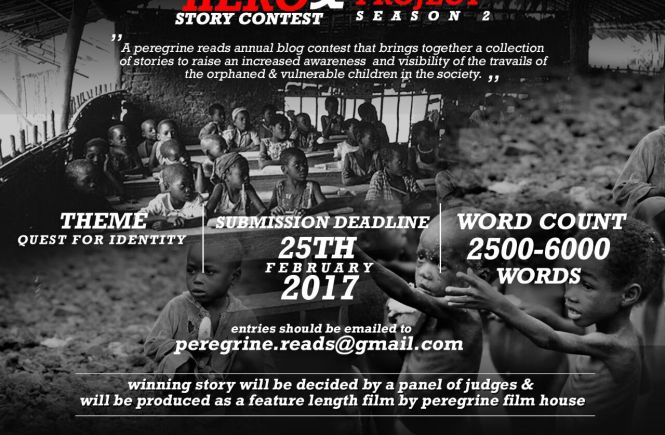 CALL FOR SUBMISSION: Child Hero Story Contest & Film Project (II) - elsieisy blog