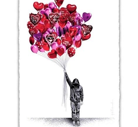 Love is in the Air - elsieisy blog - poetry - art