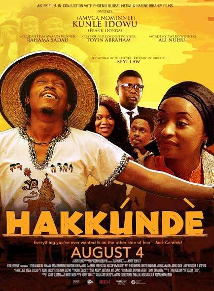 Hakkunde opens in cinemas august 4 - elsieisy blog