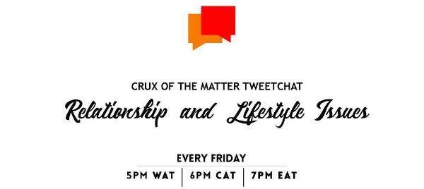 TweetChat - Crux of the Matter - Elsie Godwin