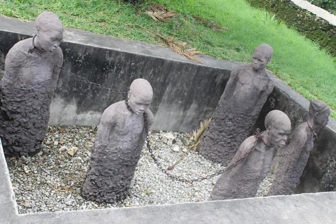 slave monument - stone city - zanzibar - elsieisy blog
