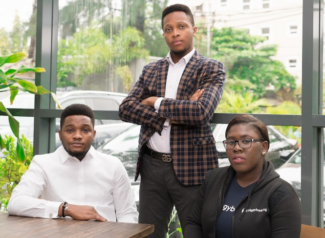 Joshua Chibueze and the team - elsieisy blog