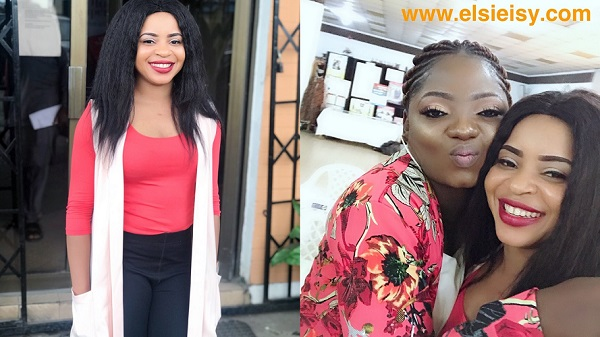 Elsie Godwin and Tosin Ajibade - elsieisy blog in Nigeria