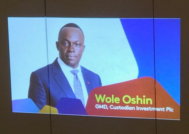 Wole Oshin - Custodian Mentors Conference - Elsieisy blog
