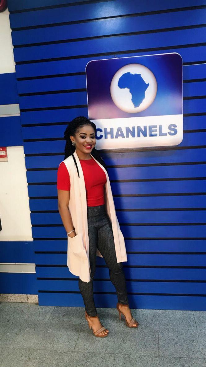 Elsie Godwin at ChannelsTV