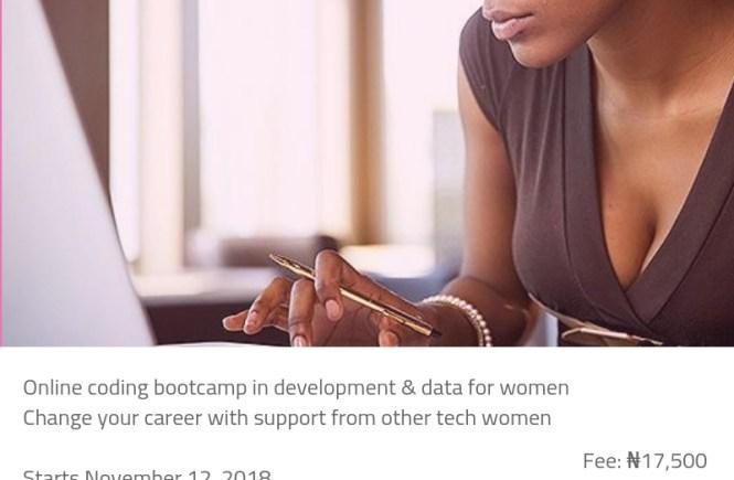 GitGirl - coding school for girls in Nigeria - elsieisy blog