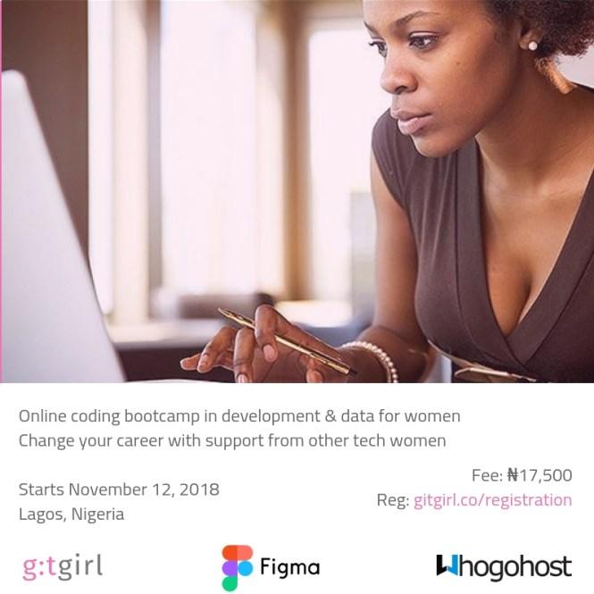 Girlgit - coding school for girls in Nigeria - elsieisy blog