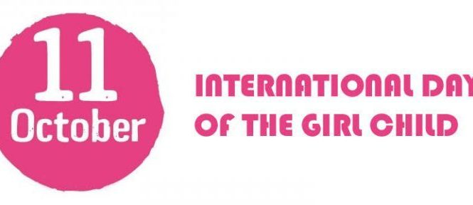 International day of the girl child - 11th October - elsieisy blog
