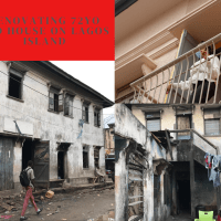 Inside a 72-Year-Old House on Lagos Island