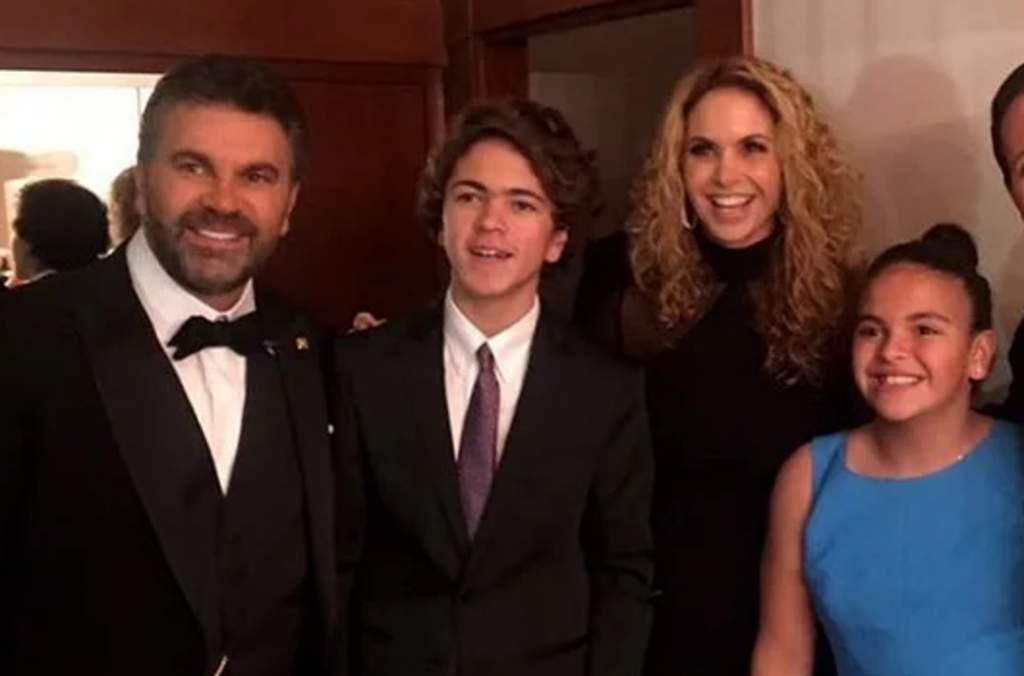 Lucero y Mijares heredan talento a sus hijos, El Siglo de Torreón