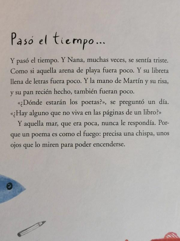 CORAZÓN DE PÁJARO Mar Benegas texto