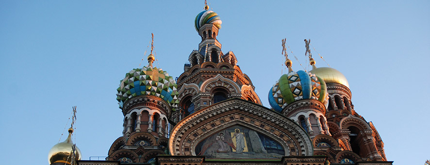 Eerste twee dagen in Sint Petersburg