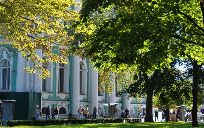 Dagje Hermitage Sint Petersburg