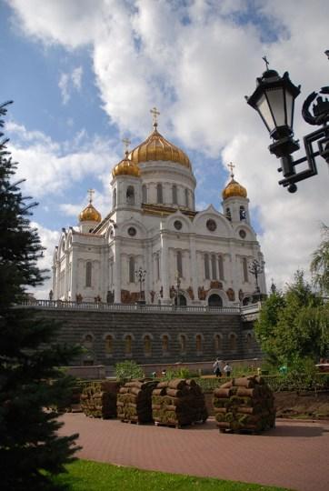 Kathedraal van Christus de Verlosser Moskou