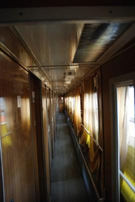 Trein Moskou naar Novosibirsk TransSiberië