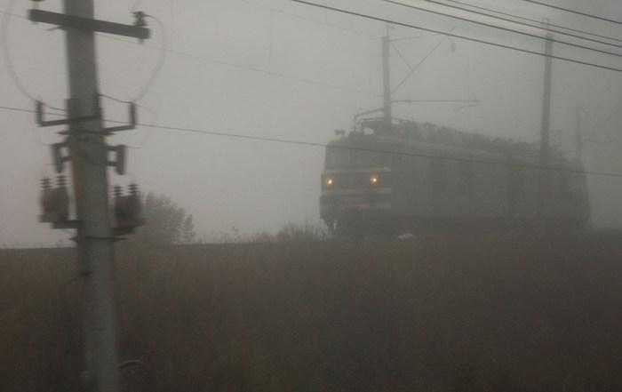 30 uur in de trein van Novosibirsk naar Irkutsk