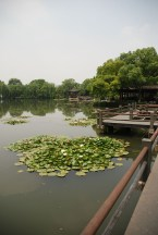 West lake Hangzhou China Xiaoying eiland