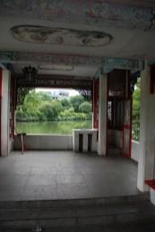 Ronghu lake Guilin wc