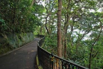 Victoria peak Hong Kong wandelpad