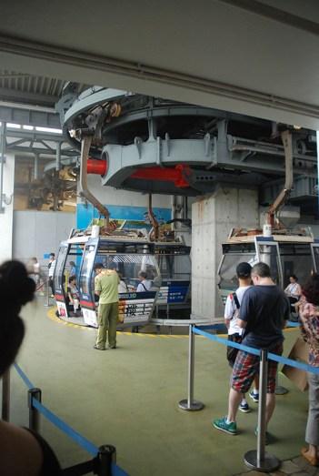 Kabelbaan Ngong Ping 360 Hong Kong