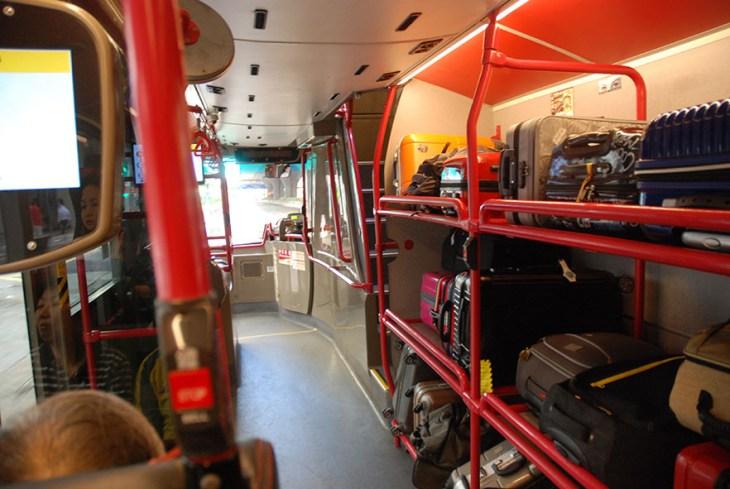 Airport express bus Hong Kong