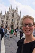 Milaan Duomo Italië