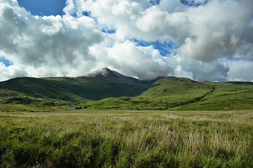 Isle of Mull landschap Schotland