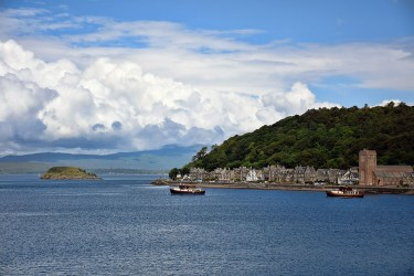 Oban vanaf de ferry