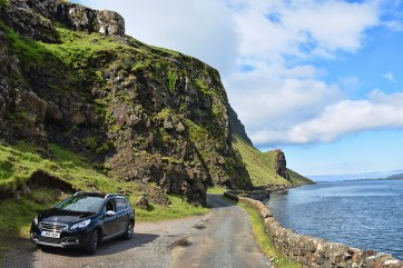 Roadtrip kust Isle of Mull Schotland