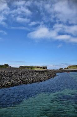 Treshnish Isles Lunga Schotland
