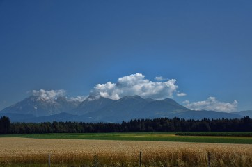 Landschap van Slovenië