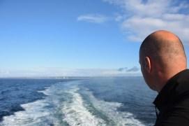 Boot naar Denemarken