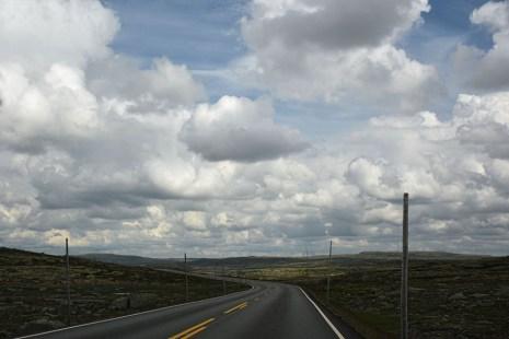 Hardangervidda route met de auto