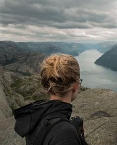 Preikestolen Noorwegen hike