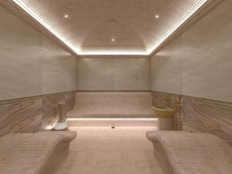 Steam-room-with-Luminous-lighting