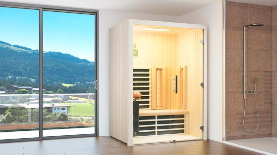 infrarotsauna-sauna-infrarossi-TrioSol-Glas