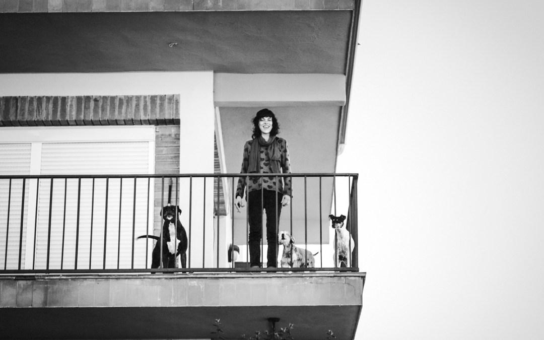 """Fotógrafo de mascotas """"Tres damas muy caninas"""""""
