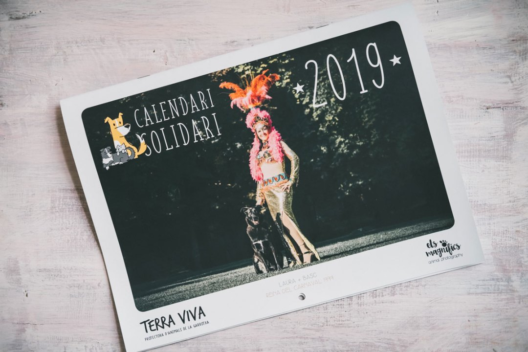 calendario solidario petphotographer