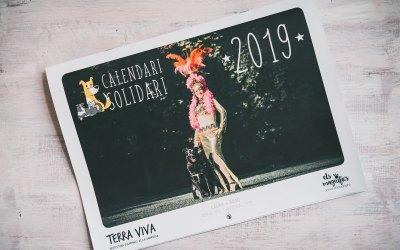 Calendario Solidario 2019 Protectora Terra Viva