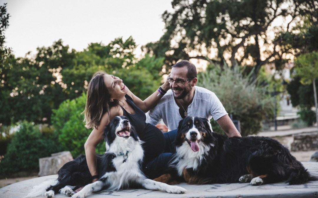 """Fotógrafo de mascotas: """"Baby Aran, la teva familia mola mil"""""""