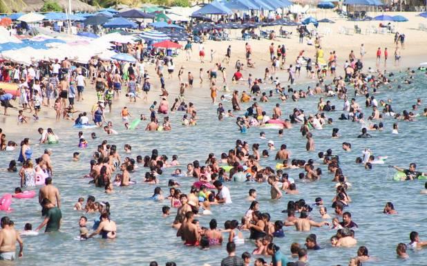 Resultado de imagen para acapulco gente