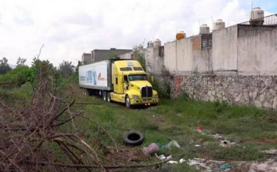 Resultado de imagen para Son dos los contenedores de tráiler que guardan cuerpos en Jalisco