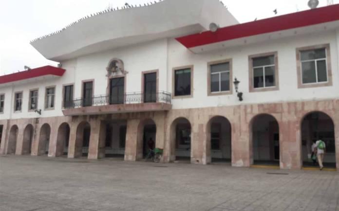 Resultado de imagen de palacio municipal mazatlan