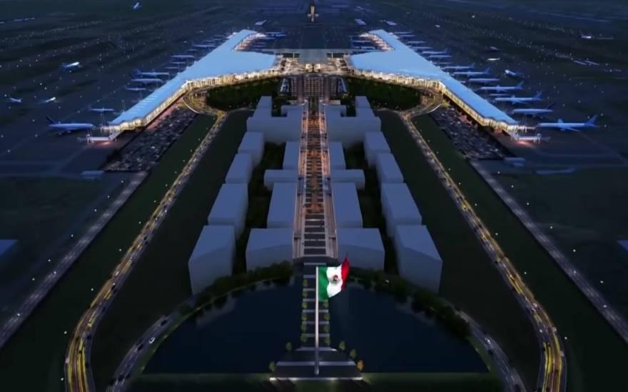 Video) Así será el nuevo aeropuerto de Santa Lucía - El Sol de Toluca