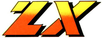 Este era el logo de la mítica revista ZX