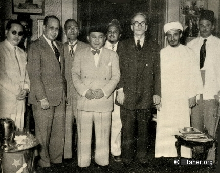 1953 - Ahmad Subarjo and company