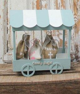 carritos buffet chuches