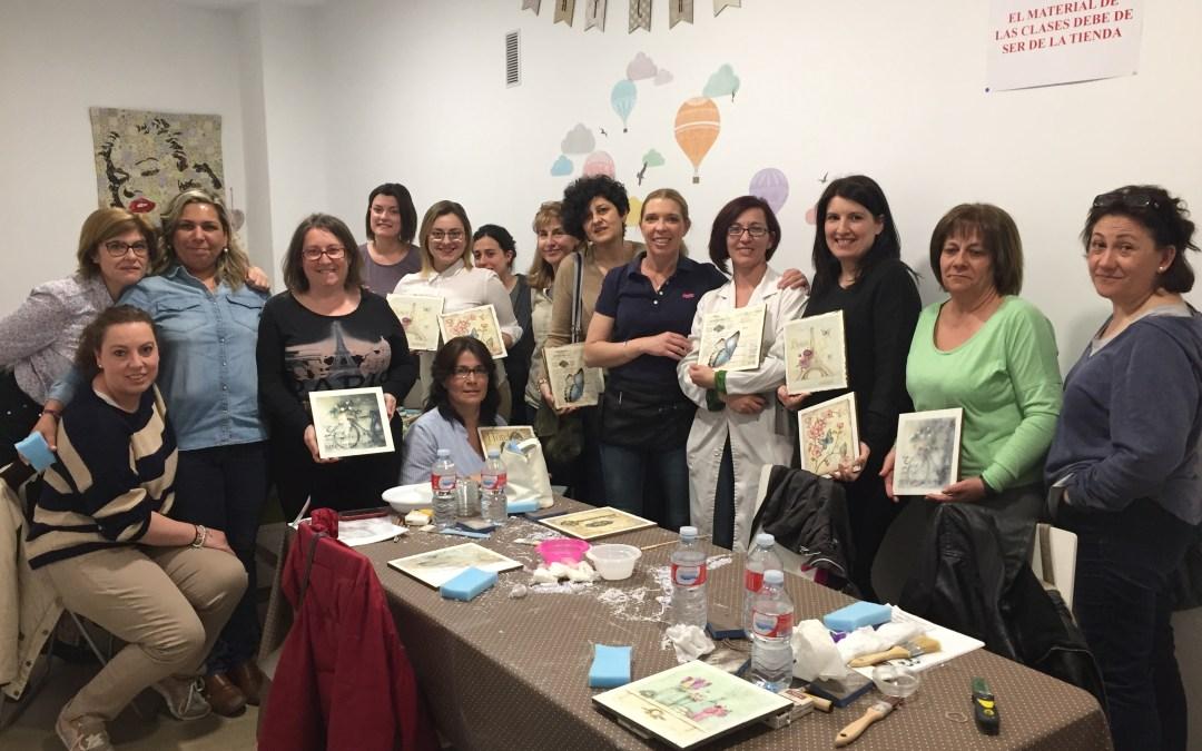 Recuerdo del curso de transfers en Cuenca