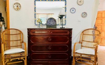 Restaurar muebles mojados, ¡sí, se puede!